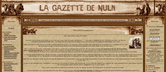 La Gazette de Nuln